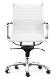 off white office chair. Cool White Leather Desk Chair Alaska Modern Office  5000000 Off Allhomelife Off White Office Chair