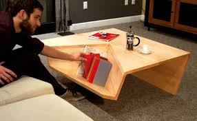 nook coffee table ippinka