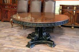 84 inch dining table inch round table excellent dining tables round dining table inches inch round