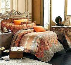 gray and orange bedding brown comforter sets y leopard satin bedding set solid gray orange bedding gray and orange bedding