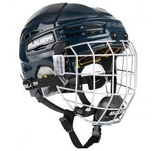 Bauer Re Akt Size Chart Bauer Re Akt 100 Youth Hockey Helmet Combo Helmets Combo