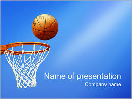 Basketball Powerpoint Template Basketball Powerpoint Template Backgrounds Google Slides Id