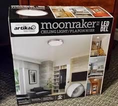 costco ampere moonraker led ceiling light