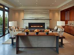 ideas for decorating a modern fireplace view in gallery