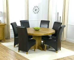 6 foot round dining table table size guide for wedding or party round dining table for