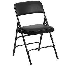 metal folding chairs with padded seats. Fine Metal Flash Furniture HAMC309AVBKGG Black Metal Folding Chair With 1 To Chairs With Padded Seats A
