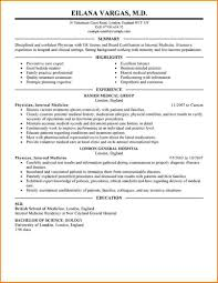 11+ doctor resume example | Skills-Based Resume