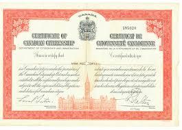 canadian citizenship certificate fresh of canadian citizenship anna maria essenhigh nee kobrynska of canadian citizenship certificate