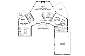 reverse pie shaped lot house plans design craftsman plan treyburn flr very narrow layout corner home small two story bungalow floor with front entry garage