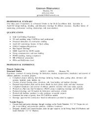 Drafter Resume Germans Drafting Resume