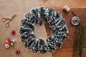 wreath diy by wild wagon co