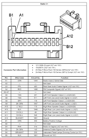 audio wiring diagram find a wiring diagram of the bose system in an 04 chevy tahoe graphic graphic graphic daewoo car radio