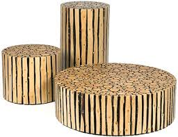 creative wooden furniture. Simple Wooden Log Furniture Stools Seats And Creative Wooden Furniture W