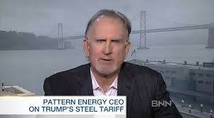 Pattern Energy Group Amazing How Trump Tariffs Could Impact The Renewable Energy Sector