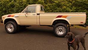 1982 Toyota SR5 4X4 Pick-Up. 20R engine 146k mi, sold for $8600 ...
