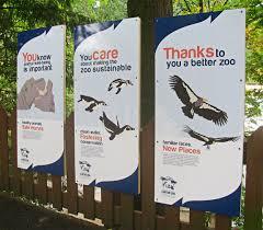 zoo exhibit sign. Wonderful Zoo Advertisements Inside Zoo Exhibit Sign N