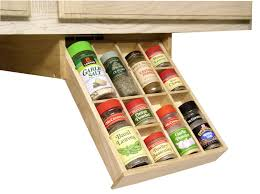 Spice Racks For Kitchen Under Cabinet Spice Rack A Smart Solution For Your Kitchen Home