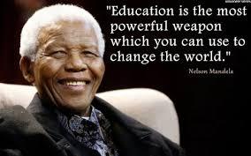 Nelson Mandela Education Quote Impressive Nelson Mandela Education Quotes डेस्कटॉप फोटो Quotes