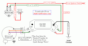wiring diagram for hei distributor the wiring diagram hei distributor page 2 ford truck enthusiasts forums wiring diagram