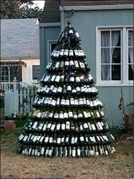 How To Decorate A Wine Bottle For Christmas 100 Beer and Wine Inspired DIY Christmas decorations 100