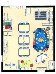 Classroom Layout Template Preschool Floor Plan Template Furniture Classroom Layout