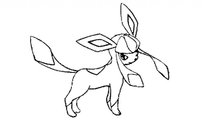 Small Picture Pokemon Coloring Pages Eevee Evolutions Pretty Coloring Pokemon