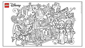 Small Picture Coloring Fun with Frozen Coloring page Activities Disney