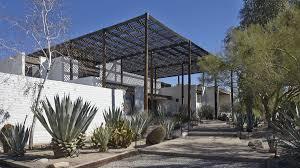 Desert Design Center Tucson Judith Chafee Dean Of Desert Architecture Curbed