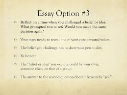 academic writing the common college essay ppt video online 15 essay
