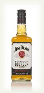Bourbon Flavor Chart Jim Beam White Label