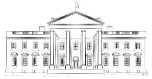 Small Picture White House coloring page Free Printable Coloring Pages
