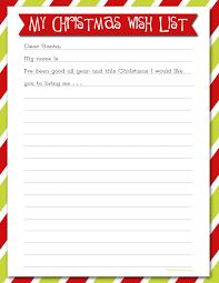 doc printable letter to santa template cute printable letter to santa template cute christmas wish list