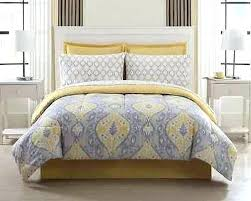 yellow and gray comforter sets amazing white set flannel sheets intended for 13