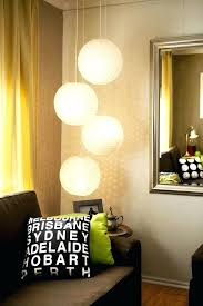 living room corner lights a light paper lanterns india e33 room