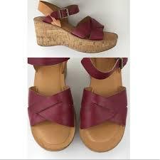Kork-Ease Shoes | Korkease The Original Ava Berry 9 | Poshmark