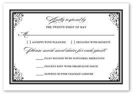 wedding rsvp cards response cards shutterfly Wedding Invitations With Rsvp Cards Attached flourishing details wedding response card by poppy studio wedding invitations with rsvp cards attached