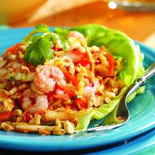 Healthy Seafood Salad Recipes