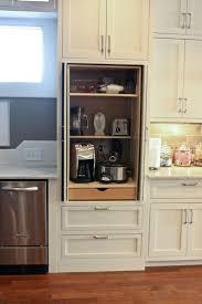 kitchen cabinets small appliance storage best of best 25 kitchen appliance storage ideas diy small