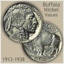 Buffalo Nickel Value Discovery
