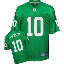 Desean Green Jersey Jackson Eagles 10 Premier bdcbfbcbdbc|Packer Followers United