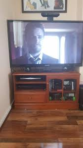 samsung tv for sale. 52 inch samsung smart tv, excellent condition. reason for sale is that my son has ordered a 4k ultra me and it\u0027s too big bedroom. tv