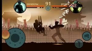 shadow fight 2 shadow vs jester - YouTube