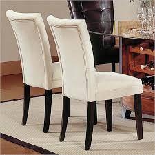 fabric covered dining room chairs photo 1