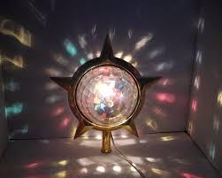 Celestial Lights Christmas Tree Topper Bradford Celestial Light Motion Christmas Tree Topper