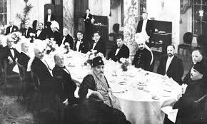 allama iqbal far right in london for the second round table conference in 1931