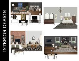Interior Design Portfolio Ideas Interior Exterior Design