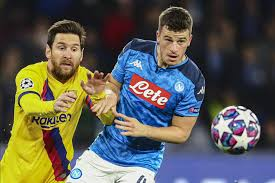 Barcelona vs napoli highlights and full match competition: Fc Barcelona Versus Napoli How Will Setien S Men Line Up In Champions League As Reports Conflict