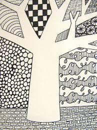 Zentangle Patterns Easy Amazing Design Inspiration