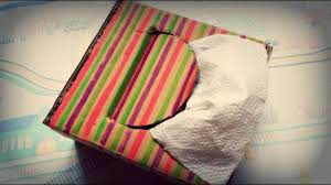 diy crafts how to make your own tissue paper dispenser maison zizou
