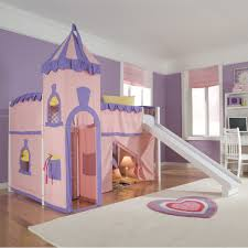 Sturdy Bedroom Furniture Schoolhouse Princess Loft Bed Bed Is Sturdy But The Tower And